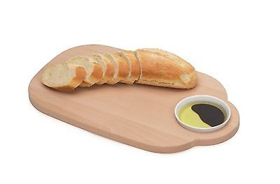 Universal Expert - Serving Board with Dip Bowl