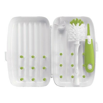 Oxo Tot - On The Go Drying Rack with Bottle Brush