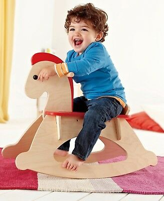 Hape Toys - Rock and Ride Rocking Horse