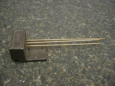 Vintage 7-3/4 6122/5 3-Bar Rod Can Be 5-Bar Rod Mantel Bim-Bam Clock Gong  D070b