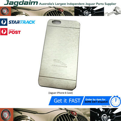 Brand New JAGUAR iPhone 6 4.7 Stylish Protector Case Cover XF XJ F PACE E TYPE