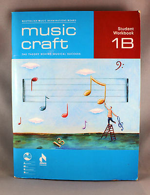 AMEB Music Craft - Theory Behind Musical Success - Student Workbook - Brand New