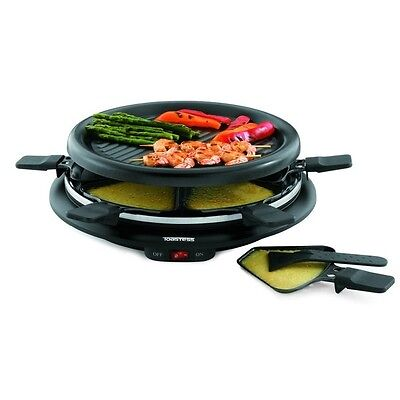Toastess - Party Grill & Raclette, 6 Person