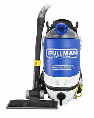 NEW Pullman Advance Commander 900 Backpack Vacuum 1250W 2 years warranty
