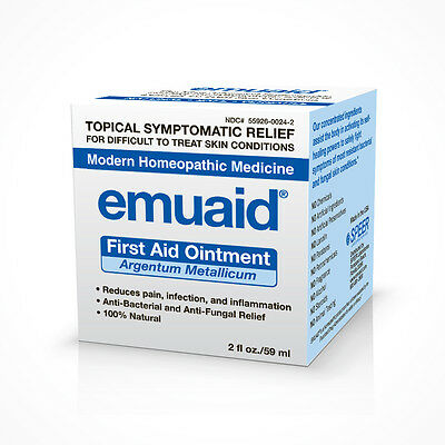 Emuaid- Natural Pain Relief, Anti-Inflammatory Therapy (2oz) - 60ml