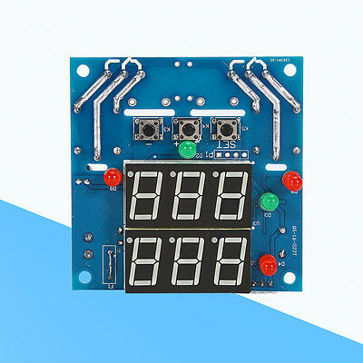 DC AC12V Digital Intelligent Temperature and Humidity Control Controller Module