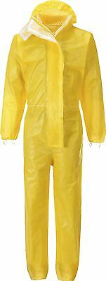 Portwest BizTex Microporous 3/4/5/6 Coverall Chemical Overall Workwear ST70