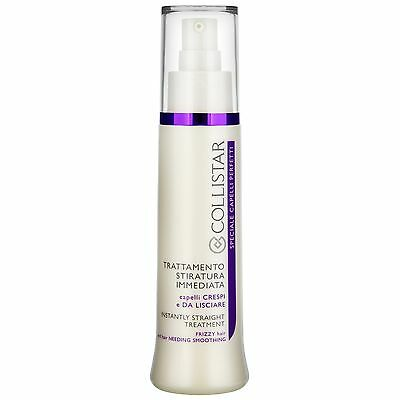NEW Collistar Hair Care Instantly Straight Treatment 100ml FREE P&P