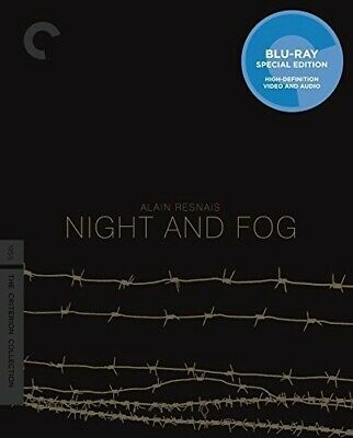 Night and Fog (Criterion Collection) [New Blu-ray] 4K Mastering, Restored, Spe