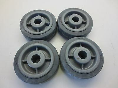 RWM 6 x 2 Caster Wheel (pack of 4)