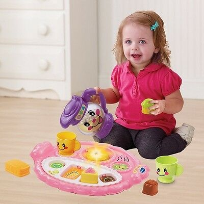 Vtech - Learn & Discover Pretty Party Playset