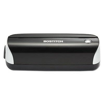 Stanley Bostitch 12-Sheet Capacity Electric Three-Hole Punch - EHP3BLK