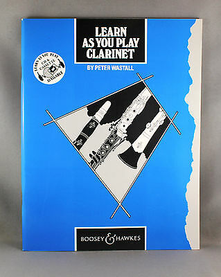 Learn As You Play By Peter Wastall - Various Instruments - Brand New