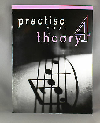 Practise Your Theory 4 by Dulcie Holland - 10 Theory Test Papers - Brand New