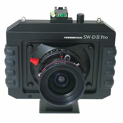 Horseman SW-D II Pro camera with Rodenstock 35mm, 45mm lenses for digital back