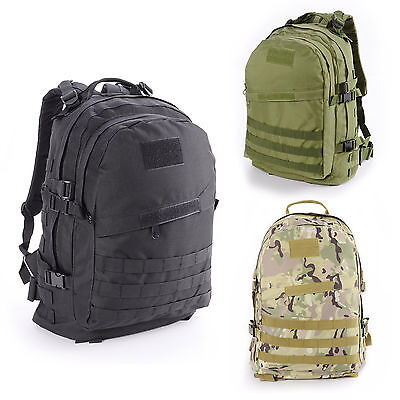 40L Sac a Dos Banane Bandoulière Tactique Militaire Outdoor Camping Backpack