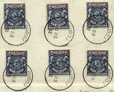 British East Africa Queen Vic-Buddi Cancels