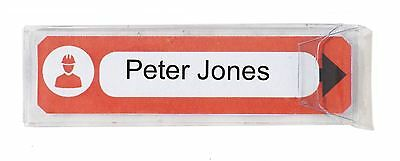 Portwest Medical Information Contact Red   ID12