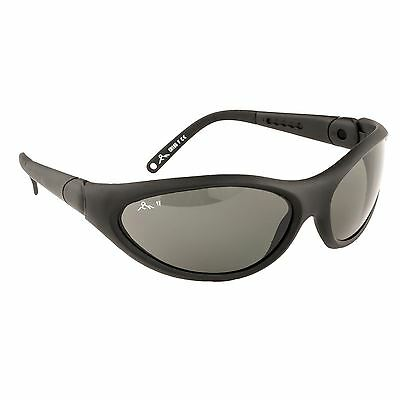Portwest Umbra Safety Spectacle Glasses EN166 Work Outdoors PW18