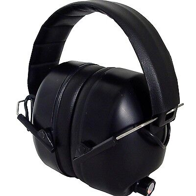 Noise Canceling Electronic Ear Muffs Hearing Firearm Safety FREE SHIP