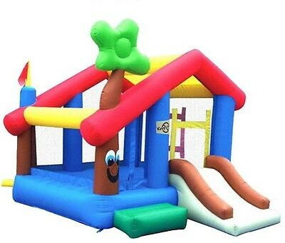 Commercial Grade Inflatable Bounce House Castle Jump Bouncer Jumper Moonwalk