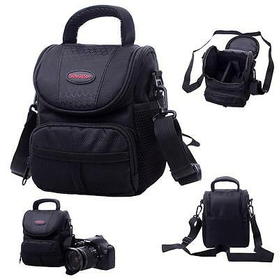 small Waterproof Camera Backpack SLR shoulder Bag DSLR Case for Canon Nikon sony