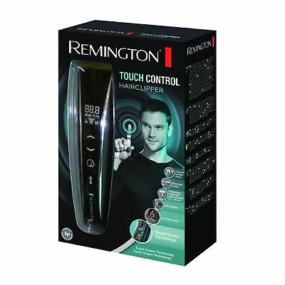Remington HC5950 Touch Control Titanium Cord & Cordless Hair Clipper