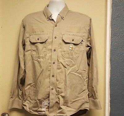 Carhartt FRC Flame Resistant Work Shirts