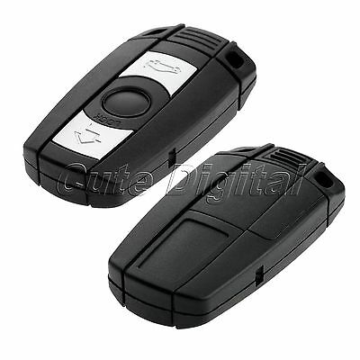 For BMW 1 3 5 6 7 Series Smart Remote Key Shell Case Fob with Chip 868MHz 3 BTN
