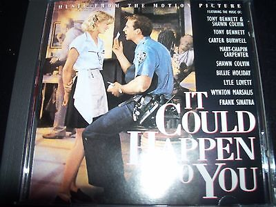It Could Happen To You Music From The Motion Picture Soundtrack CD – Like New
