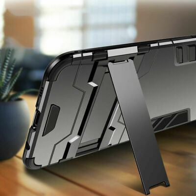 Armour Shockproof Hybrid Cover Case For Samsung Galaxy S7 S9 S10 Plus /S10e /S10