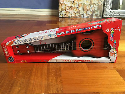 New Childrens Acoustic Simulation Guitar Kids Musical Instruments Guitar Gift