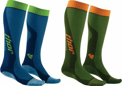 Thor Youth Boys MX Cool CoolMax Motocross Motorsports Riding Socks