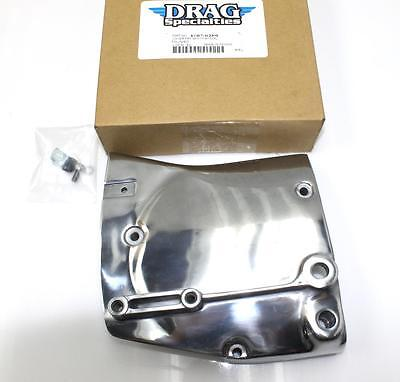 Drag Specialties Polished Sprocket Cover for 91-03 Harley Sportster XL 883 1200