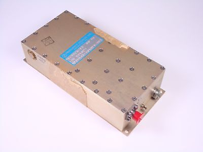 FS-3024-13 Frequency Sources Inc Microwave Oscillator 3085541-101 REV RC1