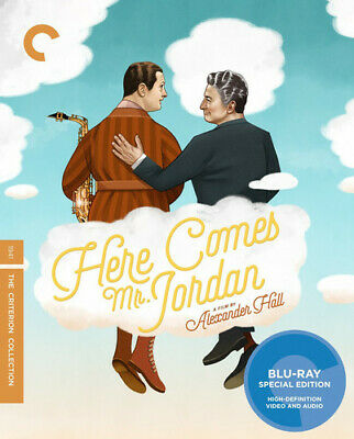 Here Comes Mr. Jordan (Criterion Collection) [New Blu-ray] Restored, Special E