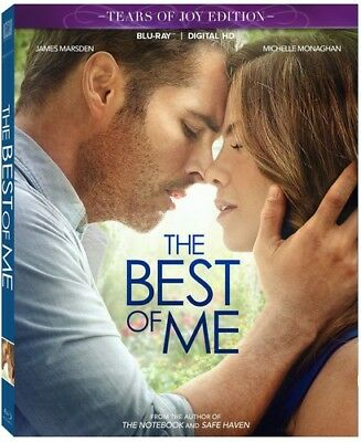 The Best of Me [New Blu-ray] Digitally Mastered In Hd, Dolby, Digital Theater