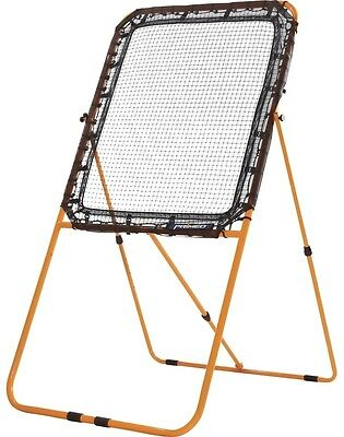 Lacrosse Rebounder Rebound Bounce Trainer Backyard Field Practice New