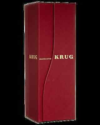 Krug Grand Cuvee Champagne Bottle in Presentation Box 750ml