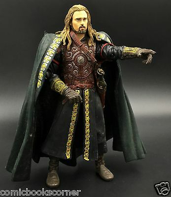 Lord of the Rings Trilogy ToyBiz EOMER in Ceremonial Armor 100% Complete HOBBIT