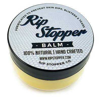 Rip Stopper Balm for Gymnastics | Hand Care Repair Skin Rips & Palm Blisters