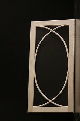"""Kraftmaid Kitchen Unfinished Maple Glass Door 18""""x36"""" or 36""""x36"""" Wall Cabinet"""