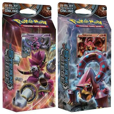 Pokemon TCG XY11 Steam Siege Theme Deck Both