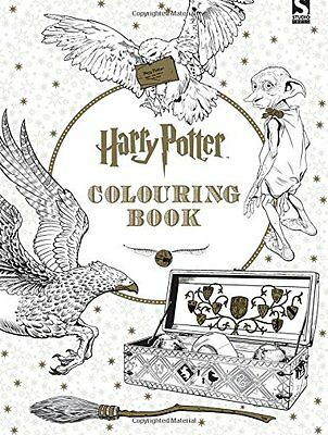 Harry Potter Colouring Book 1 - Paperback - Brand New