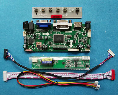 HDMI VGA DVI Audio Board for 14.1inch 1024x768 LTM14C424 LCD Panel