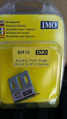 IMO Precision Controls BR10 ST12-C M12 90 Degree Mounting Bracket IMOPC