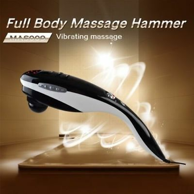 Handheld Massager Full Body Shoulder Back Leg Pain Relax Massage Slim Machine