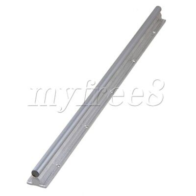CNBTR L500mm 12mm Shaft Dia Linear Bearing Support Rail CNC Linear Motion