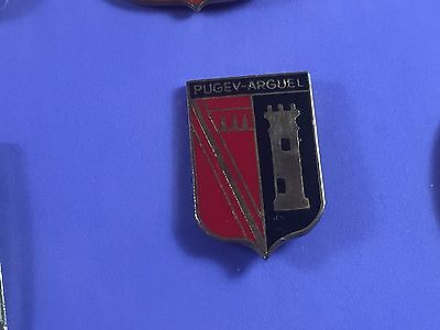 pins pin BADGE  france VILLE VILLAGE PUGEY ARGUEL