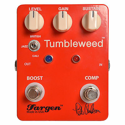 Fargen Pete Anderson Tumbleweed Brand New ** Next Day Delivery **